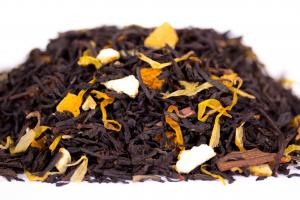 Чай Апельсин с корицей 100 гр.