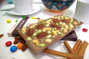 Шоколад Молочный. Нирвана
