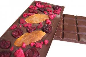 Шоколад Темный. Пятница Вечер
