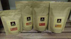 Кофе АРОМАТИЗИРОВАННЫЙ КОФЕ Апельсин (На основе Бразилии) Арабика 100% Свежая обжарка 1 кг.