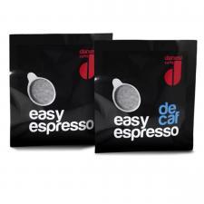 Easy Espresso Decaf  ( б ез кофеина ) Индивидуально упакованный кофе в чалдах  (таблетках), 7 г 150 шт.