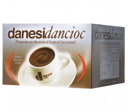 Горячий шоколад  DANESI  DANCIOC  / ДАНЕЗИ ДАНЧИОК 40 шт. по 25 г