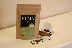 Кофе зерновой RUMA Peru Villa Rica 450 гр.