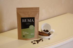 Кофе зерновой RUMA Ethiopia Yirgacheffe Gr.4  450 гр.