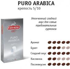 Кофе в капсулах Nespresso – Puro Arabica 10 шт.