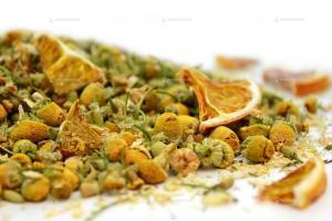 Чай Ромашка с лимоном 150 гр.