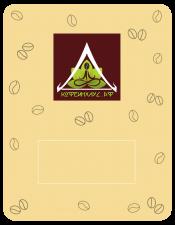 Ароматизированный кофе (Бразилия Santos) Лесной орех  250 гр.