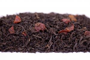 Чай Черный с шиповником 100 гр.