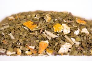 Чай Матэ с апельсином 100 гр.