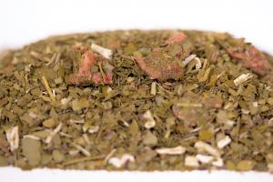 Чай Матэ с земляникой 100 гр.