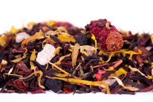 Чай Виноград со смородиной 100 гр.
