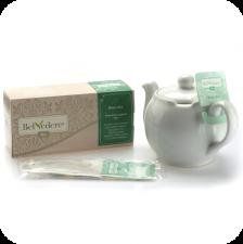ГОЛУБОЕ НЕБО зеленый ароматизированный чай