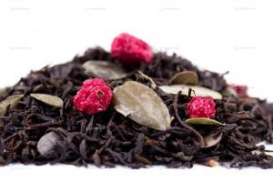 Чай Богородская слобода (Иван чай с брусникой и малиной) 100 гр.