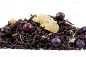 Чай Вятский Травень (Иван чай с липой и черной смородиной)