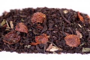 Чай Краснодарский чай с мелиссой и шиповником 100 гр.