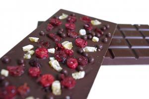 Шоколад Горький. Будьте здоровы